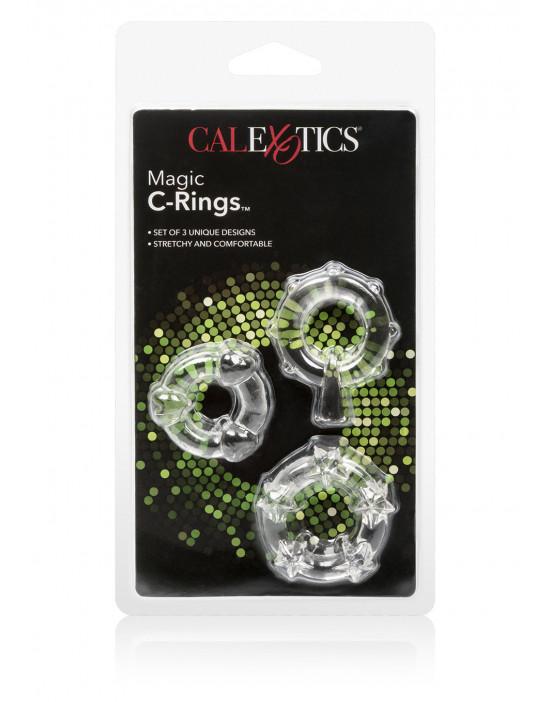 Pierścień-MAGIC C-RINGS CLEAR