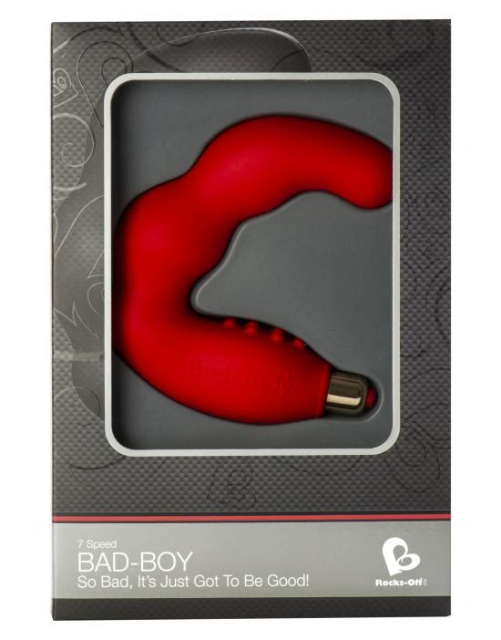 Plug/prostata-BAD BOY BLACK...