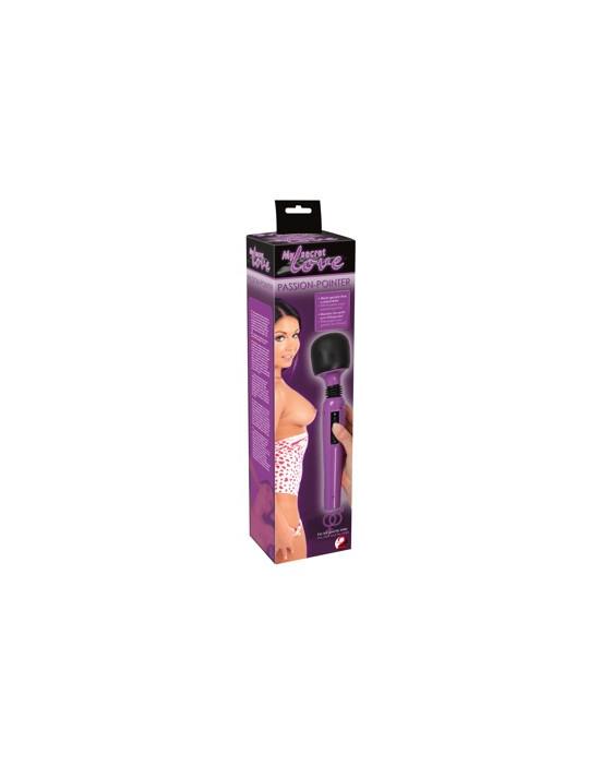 Masażer-Passion Pointer lila