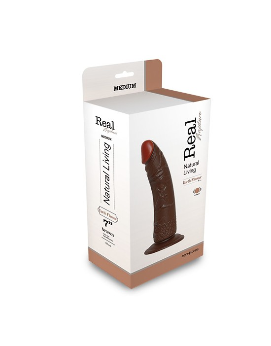 Wibrator realistyczny REAL...