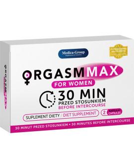 OrgasmMax for Women-2 kapsułki