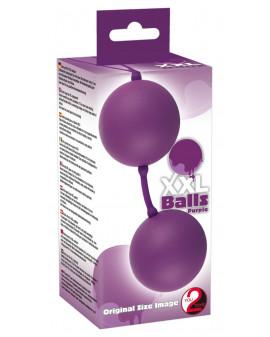 Kulki- XXL Balls lila