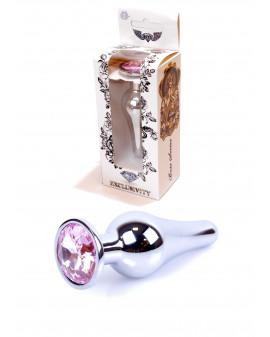 Plug-Jawellery Silver BUTT...