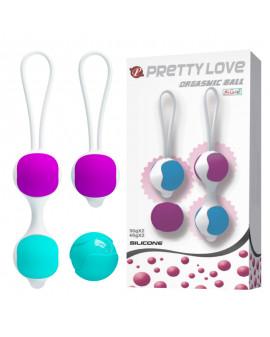 PRETTY LOVE - ORGASMIC BALL