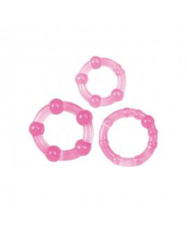 Kit di 3 anelli fallici...