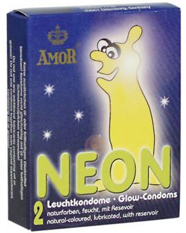 Prezerwatywy-Amor NEON...