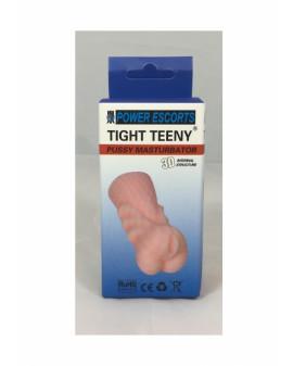 Tight teeny flesh masturbator