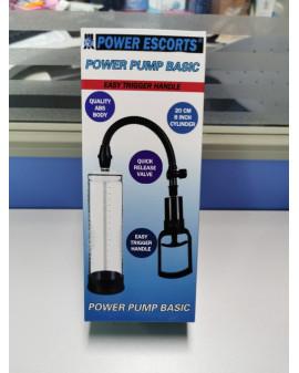 Power pump basic cleaar...