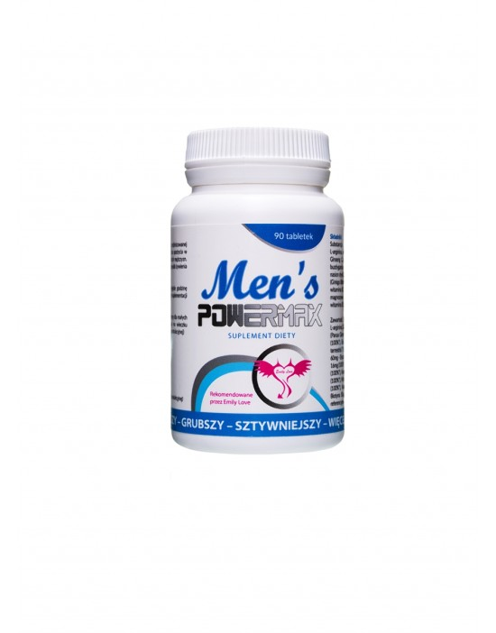 Men's Powermax- 60tab