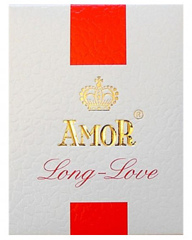 Prezerwatywy-Amor LONG LOVE...