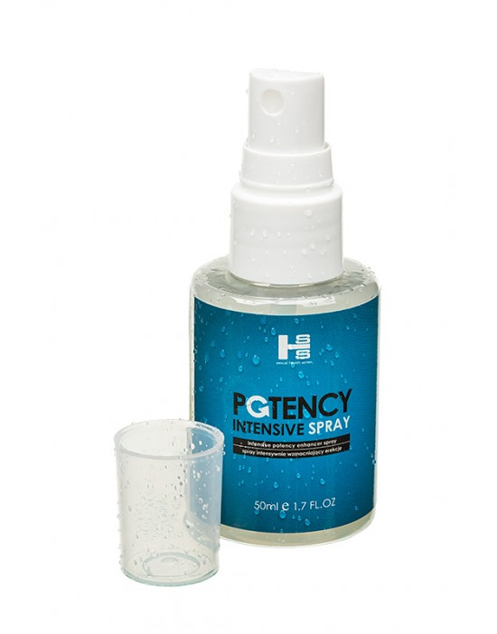 Potency Spray 50 ml