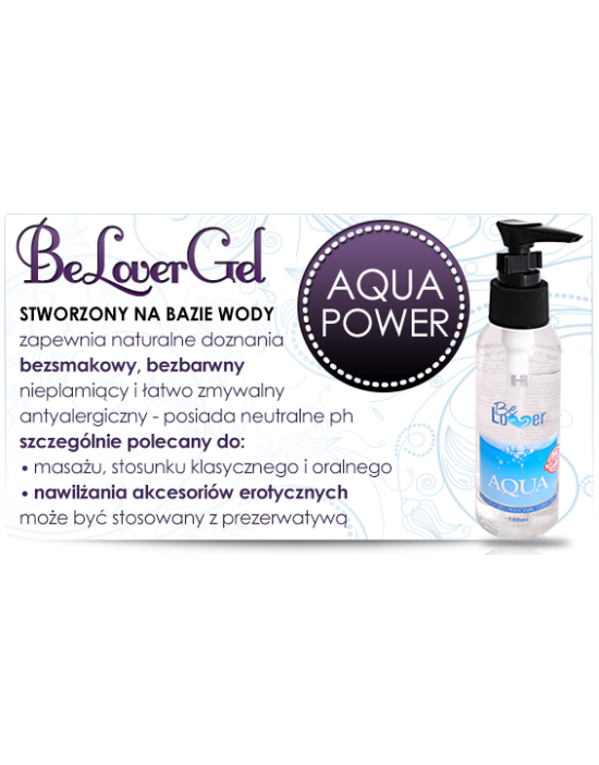 Be Lover Aqua 100ml