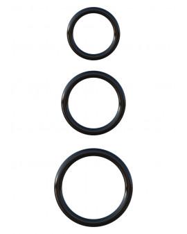 Pierścień-SILICONE 3-RING...