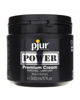 Źel-pjur Power...
