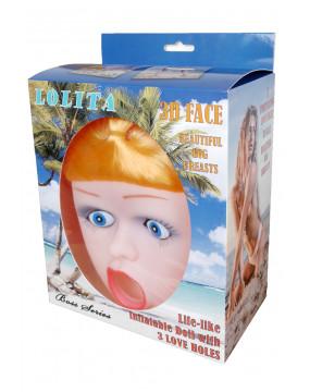 Lalka-LOLITA 3D