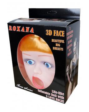 Lalka-ROXANA 3D