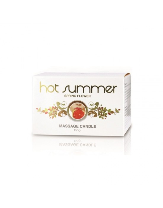 Hot Summer Massage Candle...