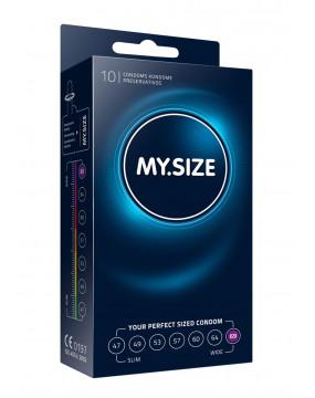 Prezerwatywy-MY.SIZE 69 mm...