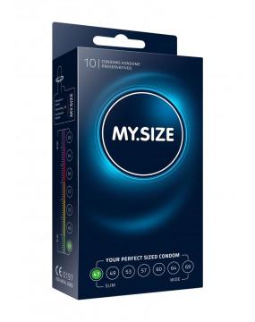 Prezerwatywy-MY.SIZE 47 mm...