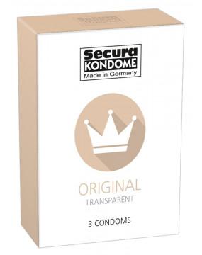 Prezerwatywy-Secura...