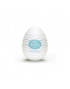 Masturbator-Egg Wavy Single