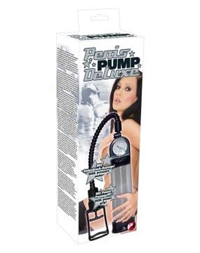 Pompka-Penispump Deluxe