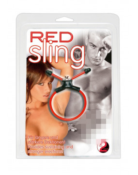 Pierścień-Red Sling