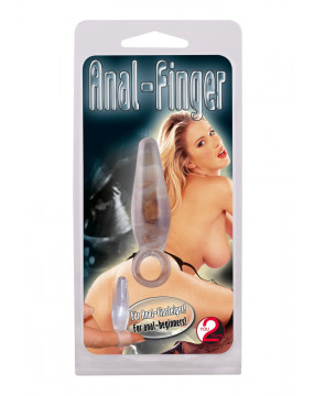 Plug-5216390000 Anal Finger...