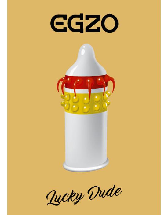 Condom Egzo Lucky Dude