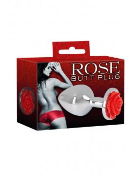 Rose Butt Plug