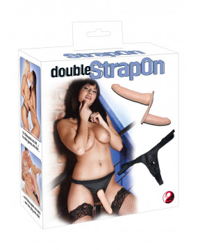 Double Dongs StrapOn