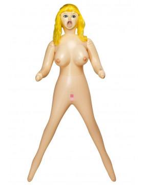 Lalka-Brandy Big Boob Doll