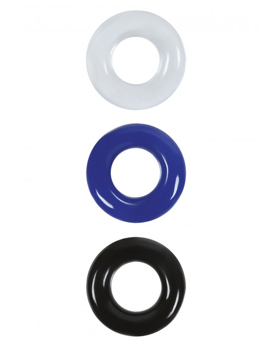 Cock Ring Set-color