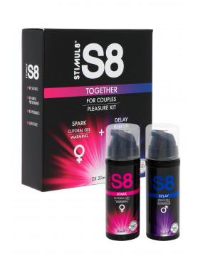 Żel/sprej- S8 Together Kit