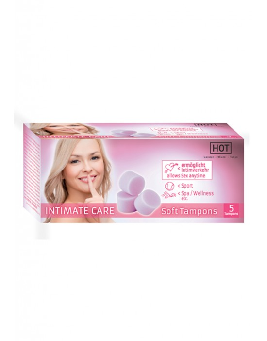 Intimate Care Softtampons 5...