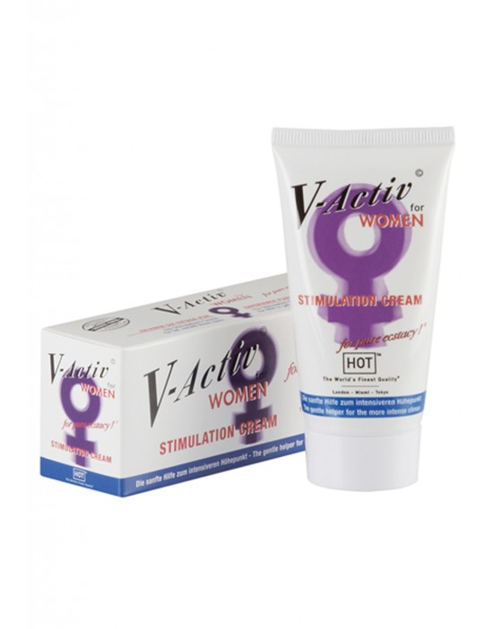 V-Activ STIMULATION CREAM...