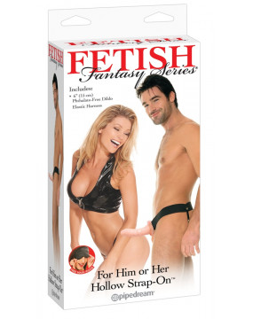 For Him or Her Hollow Strap-On