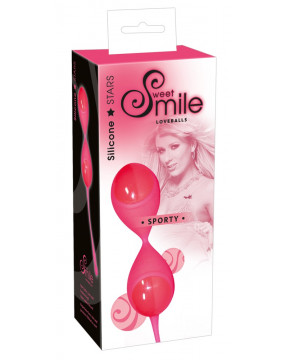 Sweet Smile Sporty neon pink