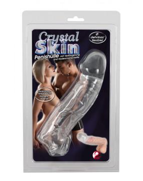 Crystal Skin Penis Sleeve
