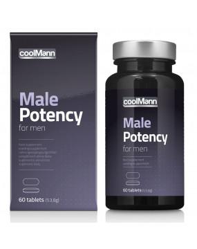 Supl. diety- CoolMann Male...