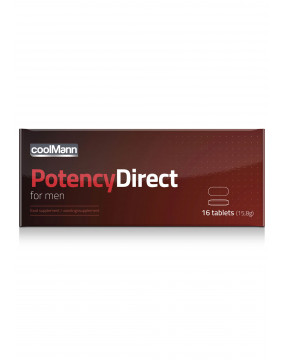 CoolMann Potency Direct 16pcs
