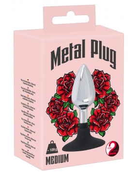 Metal Plug with Suchtion Cup