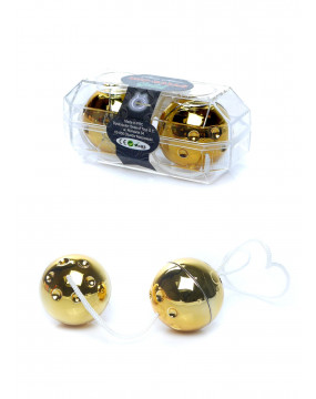 Kulki-Duo-Balls Gold
