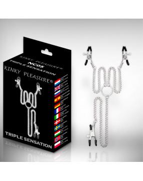 Kinky Pleasure - Triple...