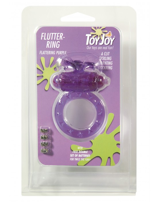 FLUTTER-RING VIBRATING RING...