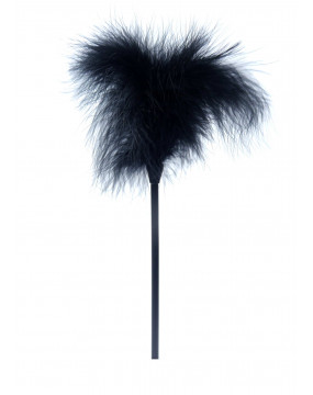 Feather Tickler Black -...