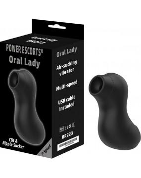 Oral Lady Air Sucker