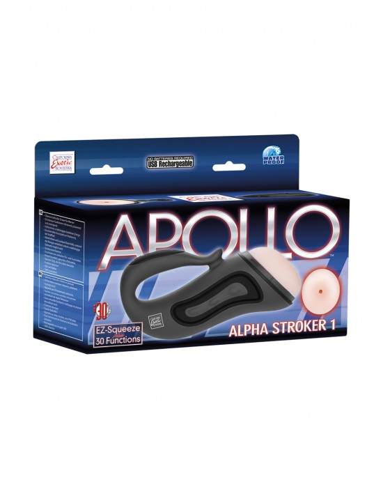 APOLLO ALPHA STROKER 1 GREY