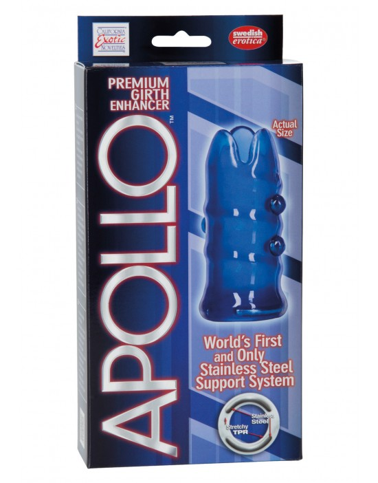 APOLLO GIRTH ENHANCER BLUE