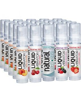 Liquid Vibrator Cherry 10ml